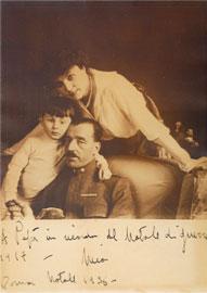 Nicolò Piccolomini Famiglia